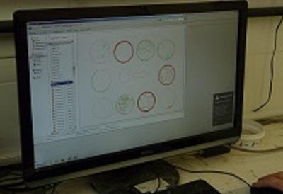 Plateau technique d'analyse comportementale vidéo à Biogéosciences