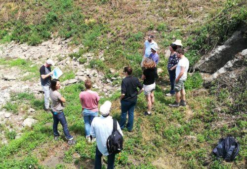 Réunion de lancement du projet TransKarst à Besançon