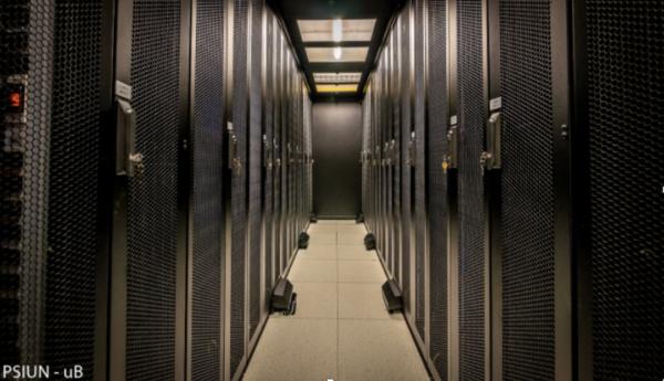 Mise en production du nouveau serveur de données du laboratoire Biogéosciences